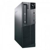 Calculator LENOVO M81, SFF, Intel Core i5-2400, 3.10 GHz, 8 GB DDR3, 250GB SATA, DVD-RW, Second Hand Calculatoare Second Hand