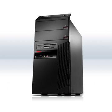 Calculator LENOVO ThinkCentre A58, Tower, Intel Core 2 Duo E7500 2.93 GHz, 2 GB DDR2, 80GB SATA, DVD-RW Calculatoare Second Hand