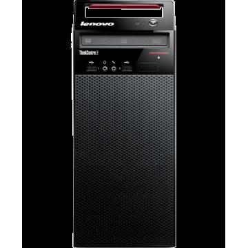 Calculator LENOVO Thinkcentre E72 Tower, Intel Core i5-3470S, 2.90GHz, 4GB DDR3, 500GB HDD, DVD-RW Calculatoare Second Hand