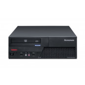 Calculator LENOVO ThinkCentre M58 SFF, Intel Core 2 Duo E8400 3.0GHz, 4GB DDR3, 320GB SATA, DVD-ROM, Second Hand Calculatoare Second Hand