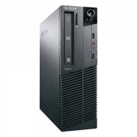 Calculator LENOVO ThinkCentre M81 Desktop, Intel Core i3-2100 3.10GHz, 4GB DDR3, 250GB SATA, DVD-ROM