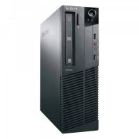 Calculator LENOVO ThinkCentre M81 Desktop, Intel Pentium Dual Core G620, 2.60GHz, 2GB DDR3, 250GB SATA, DVD-ROM