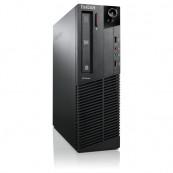 Calculator Lenovo Thinkcentre M83 SFF, Intel Core i3-4130 3.40GHz, 4GB DDR3, 250GB SATA, AMD Radeon R5 240 1GB DDR3 64-bit, Second Hand Calculatoare Second Hand