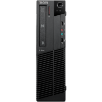 Calculator LENOVO Thinkcentre M91P SFF, Intel Core i5-2400 3.10 GHz, 4GB DDR3, 250GB SATA, DVD-RW