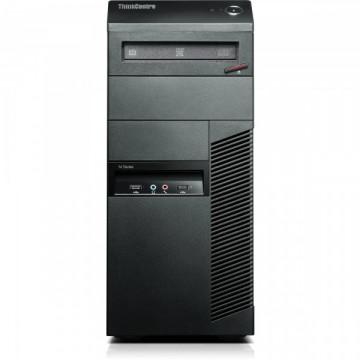 Calculator LENOVO Thinkcentre M91P Tower, Intel Core i5-2400 3.10GHz, 4GB DDR3, 250GB SATA, DVD-ROM Calculatoare Second Hand