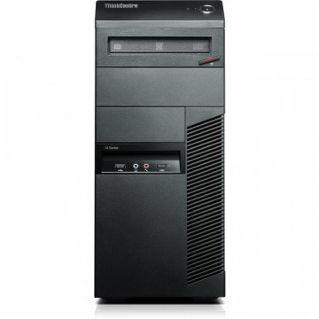 Calculator LENOVO Thinkcentre M91P Tower, Intel Core i5-2500 3.30GHz, 4GB DDR3, 500GB SATA, DVD-RW, Second Hand Calculatoare Second Hand