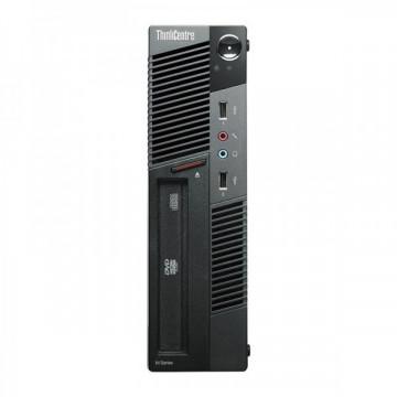 Calculator Lenovo Thinkcentre M91p USFF, Intel Core i5-2400s 2.50GHz, 4GB DDR3, 320GB SATA, Second Hand Calculatoare Second Hand