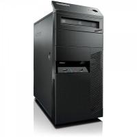Calculator Lenovo Thinkcentre M92 Tower, Intel Core i7-3770 3.40GHz, 8GB DDR3, 500GB SATA, DVD-RW