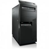 Calculator Lenovo Thinkcentre M92p Tower, Intel Core i5-3470 3.20GHz, 4GB DDR3, 250GB SATA, DVD-RW, Second Hand Calculatoare Second Hand