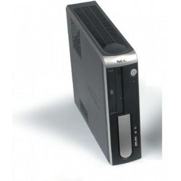 Calculator NEC PowerMate ML450 Desktop, Intel Pentium Dual Core E2160 1.80GHz, 1GB DDR2, 80GB SATA, DVD-RW Calculatoare Second Hand