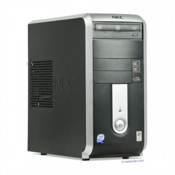 Calculator NEC PowerMate ML7, Tower, AMD Sempron 3000+ 1.80GHz, 1 GB DDR, 80GB SATA, CD-ROM Calculatoare Second Hand