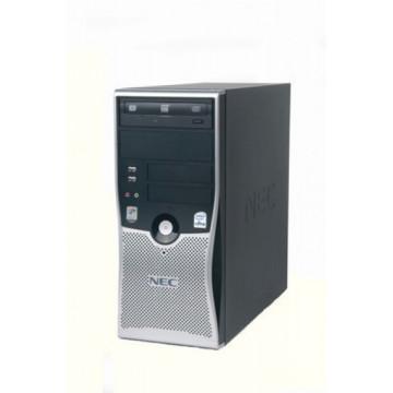 Calculator NEC Powermate VL280 Tower, Intel Core 2 Duo E2220, 2.40GHz, 4GB DDR2, 320GB SATA, DVD-RW Calculatoare Second Hand