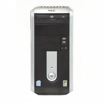 Calculator NEC Powermate VL350 Tower, AMD Athlon 64 3000+, 1.80 GHz, 1 GB DDR, 80GB SATA, Combo Calculatoare Second Hand
