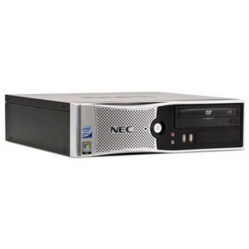 Calculator NEC Powermate VL370 Desktop, AMD Sempron LE-1250 2.20 GHz, 2GB DDR2, 80GB SATA, DVD-ROM Calculatoare Second Hand