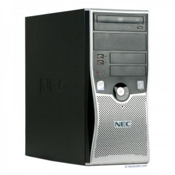 Calculator NEC Powermate VL370 Tower, AMD Athlon 64 X2 4800+, 2.40 GHz, 1 GB DDR2, 80GB SATA, DVD-ROM Calculatoare Second Hand