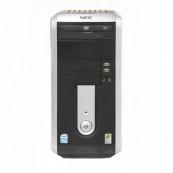 Calculator NEC VL350 Tower, Intel Pentium 2.80GHz, 2GB DDR, 80GB SATA, DVD-ROM, Second Hand Calculatoare Second Hand
