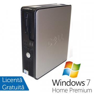 Calculator Refurbished Dell Optiplex 755 Desktop, Core 2 Duo E4600, 2.4Ghz, 2Gb DDR2, 160Gb, DVD-ROM + Win 7 Premium Calculatoare Refurbished