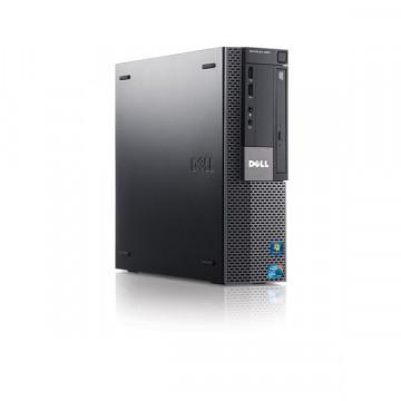 Calculator SH Dell Optiplex 980 SFF, Intel Core i5-650, 3.2Ghz, 4Gb DDR3, 60 Gb SSD, DVD Calculatoare Second Hand
