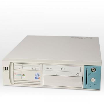 Calculator SH Fujitsu Scenic D, Pentium 4, 1.5ghz, 512Mb, 40Gb, CD-ROM Calculatoare Second Hand