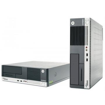 Calculator SH Fujitsu Siemens E5625, AMD Sempron LE-1250 2.2Ghz, 1Gb DDR2, 80Gb, DVD-ROM Calculatoare Second Hand