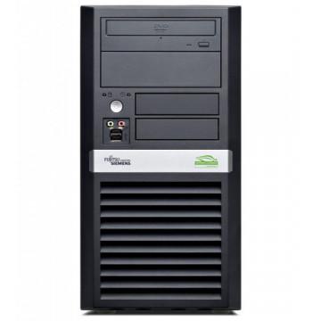 Calculator Sh Fujitsu Siemens P5625, Athlon Dual Core 64 x2 4450E, 2Gb DDR2, 160Gb, DVD-ROM Calculatoare Second Hand