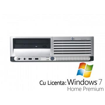 Calculator SH HP DC 7700P, Core 2 Duo E6300, 1.86Ghz, 1024Mb, 80Gb + Win 7 Home Calculatoare Second Hand