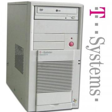 Calculator SH T-Systems AMD Athlon 2800+, 1.8Ghz,  512Mb, 80Gb, DVD-ROM Calculatoare Second Hand