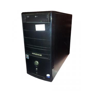 Calculator Tower CiaraTech Discovery, Core 2 Duo E6420, 2.13Ghz, 1Gb, 80Gb, DVD-ROM Calculatoare Second Hand