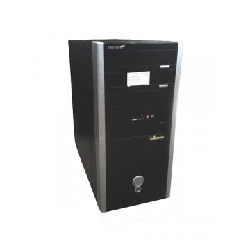 Calculator Tower Intel Core 2 Duo E6320, 1.86Ghz, 2Gb, 80Gb HDD, DVD-RW Calculatoare Second Hand