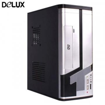 Carcasa Micro ATX Delux M198 cu Sursa 450 W