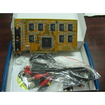Card DVR 9108, 8 porturi