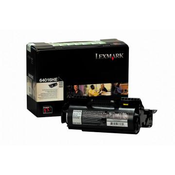 Cartus toner LEXMARK 64016HE, Original, 21000 pagini pentru Lexmark T640, T642, T644  Componente Imprimanta