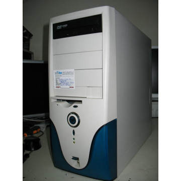 Celeron D 3000Mhz  / 1024 MB / 80 GB / DVD /Tower Calculatoare Second Hand
