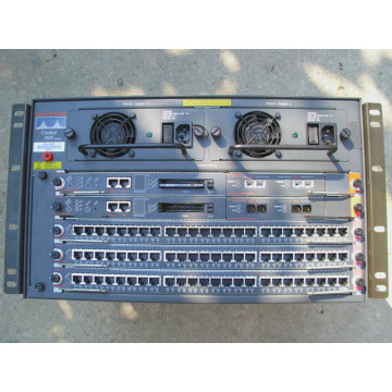 Cisco Catalyst WS-C5505 Switch, 2 x Super Engine, 72 x Rj-45 10/100 Retelistica