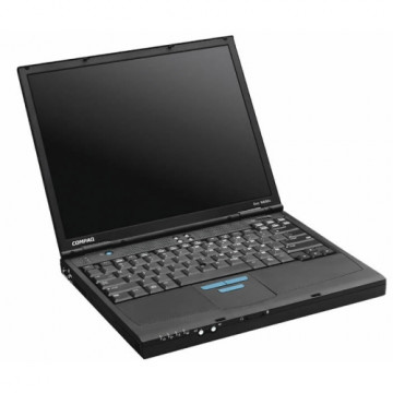 Compaq EVO Notebook N610c, Pentium 4, 2.0Ghz, 512Mb, 40Gb HDD, CD-ROM Laptopuri Second Hand