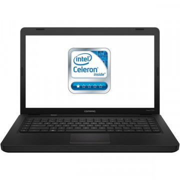 Compaq Presario CQ56-106SA, Intel Celeron 900, 2.2Ghz, 3Gb, 320Gb, WebCam Laptopuri Second Hand