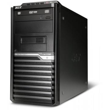 Computer Acer M670G, Core 2 Quad Q8300, 2.5Ghz, 4Gb DDR3, 250Gb HDD, DVD-RW Calculatoare Second Hand