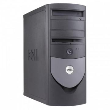 Computer Dell GX260, Intel Pentium 4, 1.8Ghz, 1Gb, 80Gb, CD-ROM Calculatoare Second Hand
