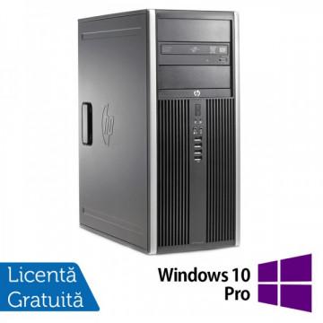 Computer HP 6200 Pro Tower, Intel Core i5-2400 3.1GHz, 4Gb DDR3, 320Gb, DVD-RW + Windows 10 Pro