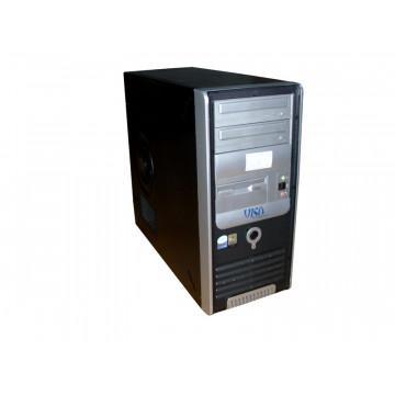 Computer Intel Core 2 Duo E6420, 2.13Ghz, 1Gb DDR2, 80Gb, DVD-ROM Calculatoare Second Hand