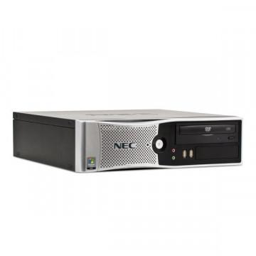Computer NEC PowerMate VL280, Core 2 Duo E8300, 2.83Ghz, 2Gb, 160Gb DDR2, DVD-RW Calculatoare Second Hand