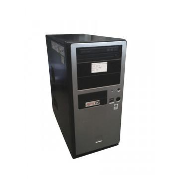Computer SH Tower Intel Core 2 Duo E6700, 2.66Ghz, 2Gb, 80Gb, DVD-RW Calculatoare Second Hand