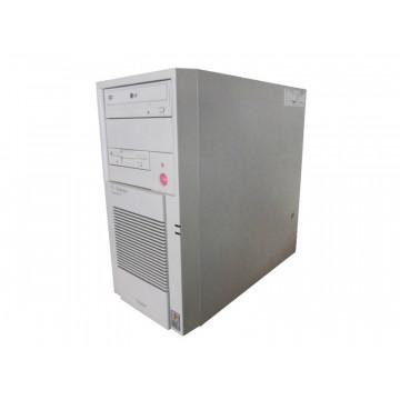 Computer T-Systems MicroTower 35, Core 2 Duo E6300, 1.86Ghz, 2Gb DDR2, 160Gb SATA, DVD-ROM Calculatoare Second Hand