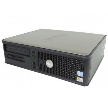 Computere Dell optiplex GX620 Desktop, Dual Core 2.8ghz, 1Gb, 40Gb, CD-ROM Calculatoare Second Hand