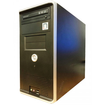 Computere Novatech Core 2 Duo E7200, 2.53Ghz, 2Gb DDR2, 160Gb, DVD-ROM Calculatoare Second Hand