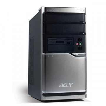 Computere sh Acer Veriton M661, Core 2 Quad Q8200, 2.33Ghz, 2Gb, 320Gb, DVD-RW Calculatoare Second Hand