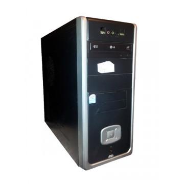 Computere Tower Intel Dual Core E5200, 2.5Ghz, 2Gb DDR2, 80Gb, DVD-RW Calculatoare Second Hand