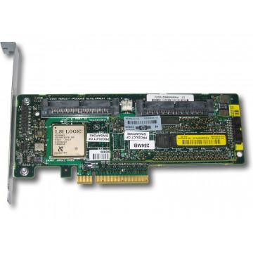 Controler Raid Hp Smart Array P400 512Mb, RAID 0 , 1 , 1+0 , 5, PCI-E x8