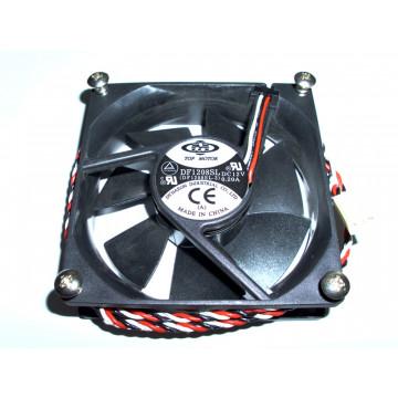 Cooler Top Motor DF128025Sl-3, 80 x 80 mm, 12v