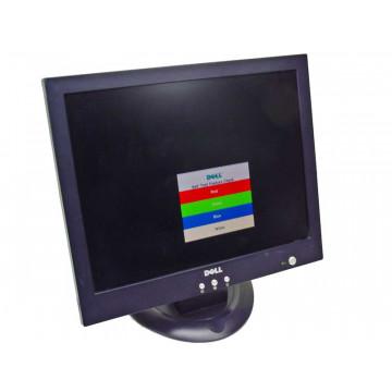 Dell E151FPp, 15 inch LCD, 1024 x 768 dpi, VGA Monitoare Second Hand